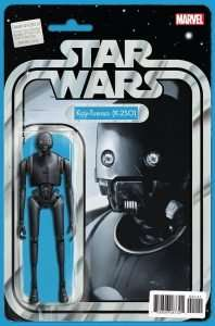 Cassian & K-2SO action figure variant