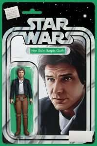 Han Solo #1 Bespin Outfit