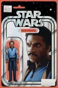 Lando #1 Lando Calrissian