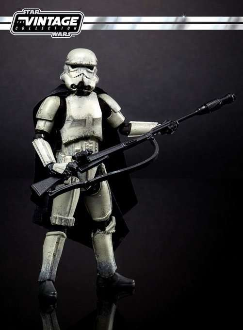 Mimban Stormtrooper Vintage Collection