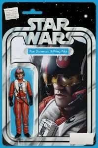 Poe Dameron #1 Poe Dameron X-wing Pilot
