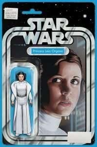 Princess Leia #1 Leia Organa