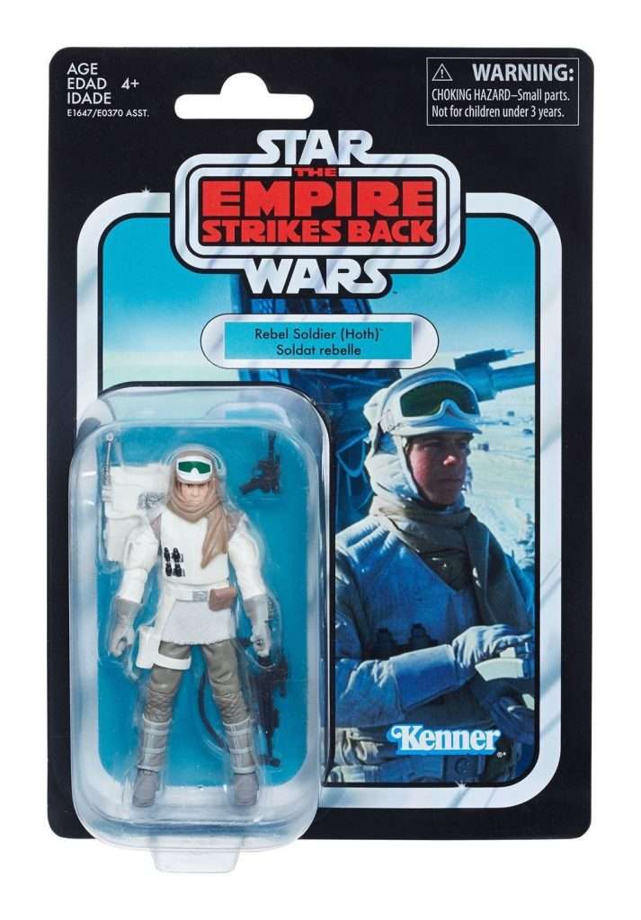 Rebel Soldier (Hoth), Vintage Collection