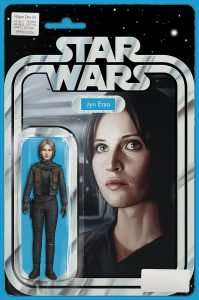 Rogue One #1 Jyn Erso