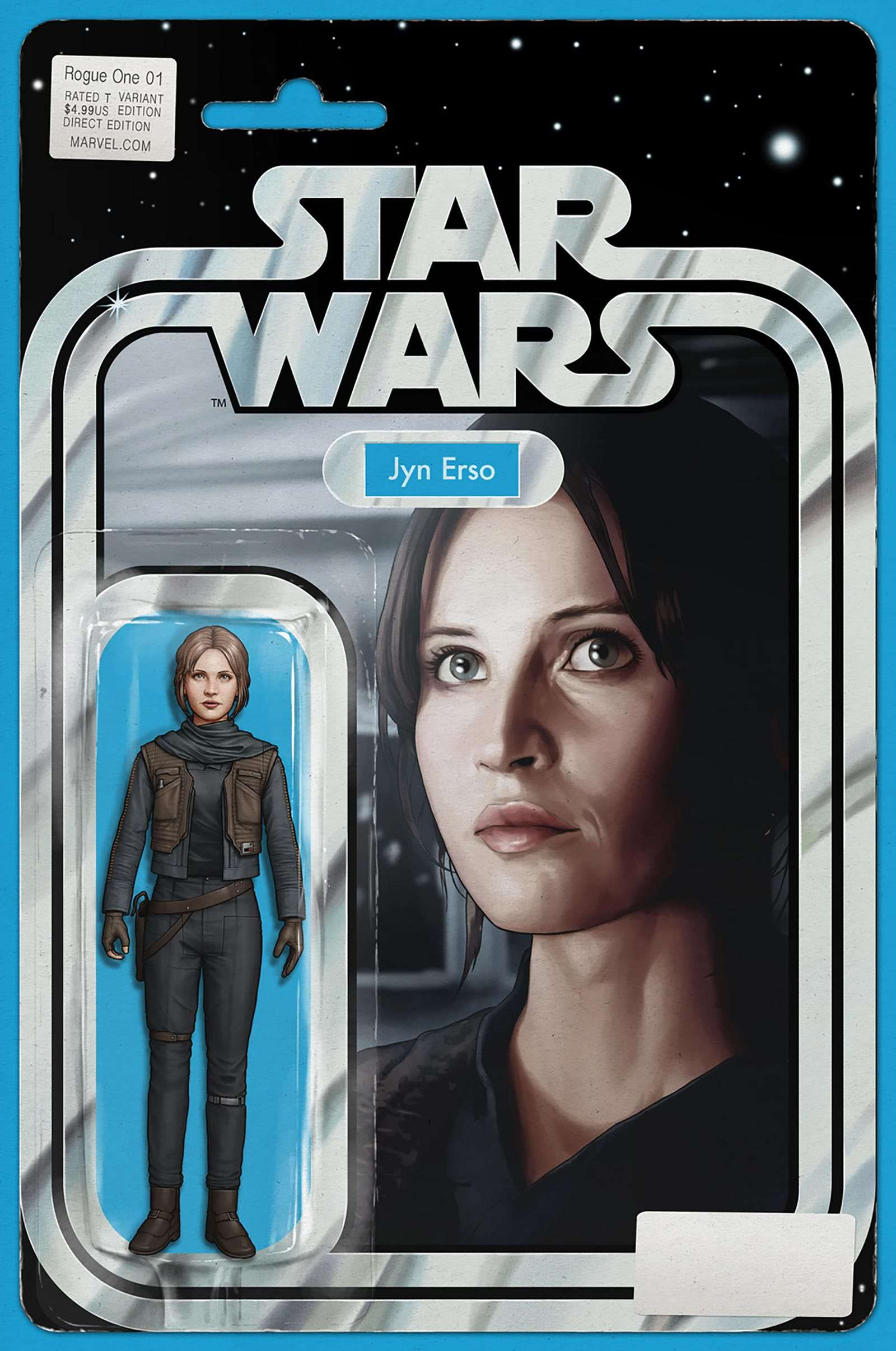 Rogue one #1 action figure variant