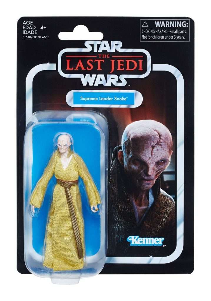 Supreme Leader Snoke, Vintage Collection