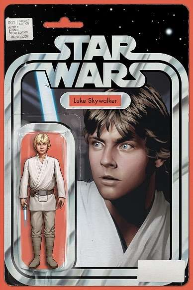 Star Wars #1 Action Figure Variant