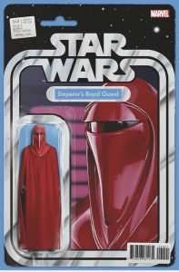 Star Wars #49 action figure variant, Emperor's Royal Guard