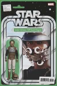 Star Wars #52 action figure variant