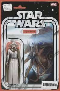 Star wars #54 action figure variant