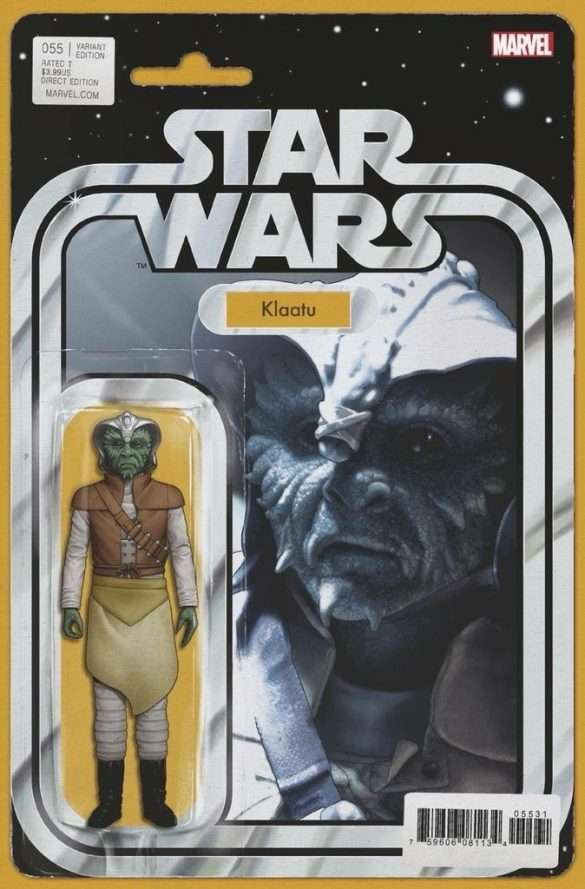 Star Wars 55 Klaatu
