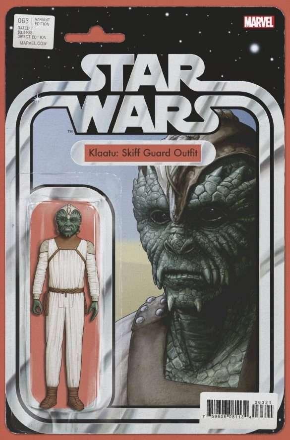 Star Wars 63 action figure variant