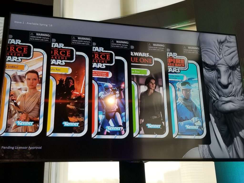 Star Wars Vintage Collection cardbacks