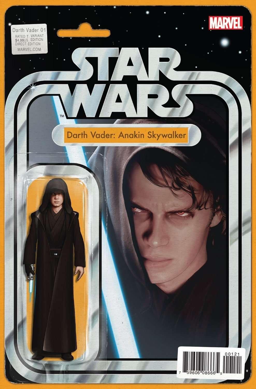 Darth Vader #1 Anakin Skywalker