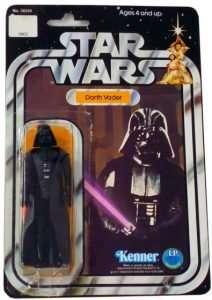 Darth Vader vintage figure