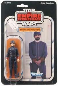 Bespin Security Guard Vintage Figure