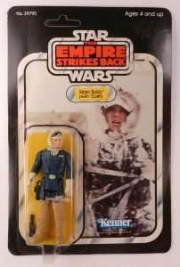 Han Solo (Hoth Outfit) Vintage figure