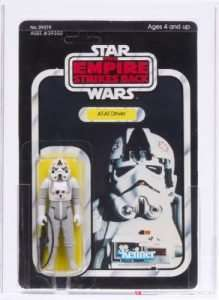 AT-AT Driver Vintage figure