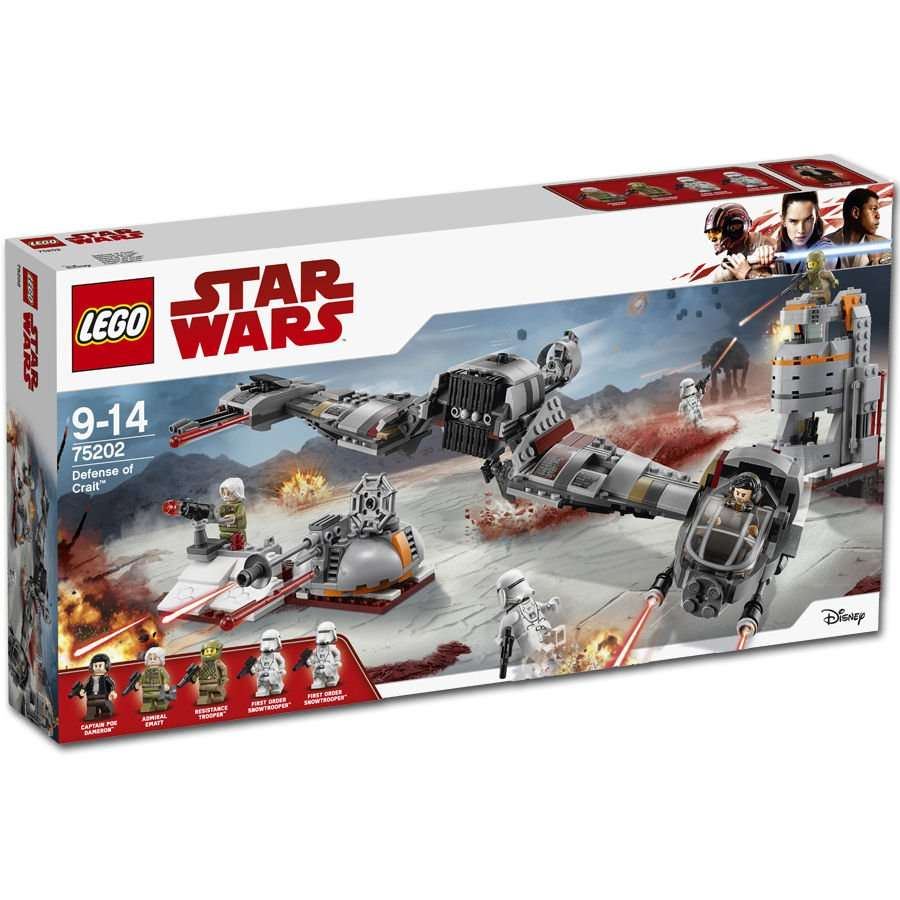 Defense of Crait Box