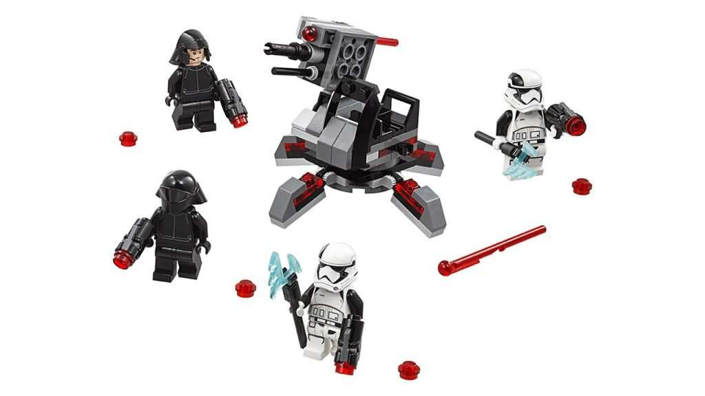 First Order Specialists Battle Pack Set
