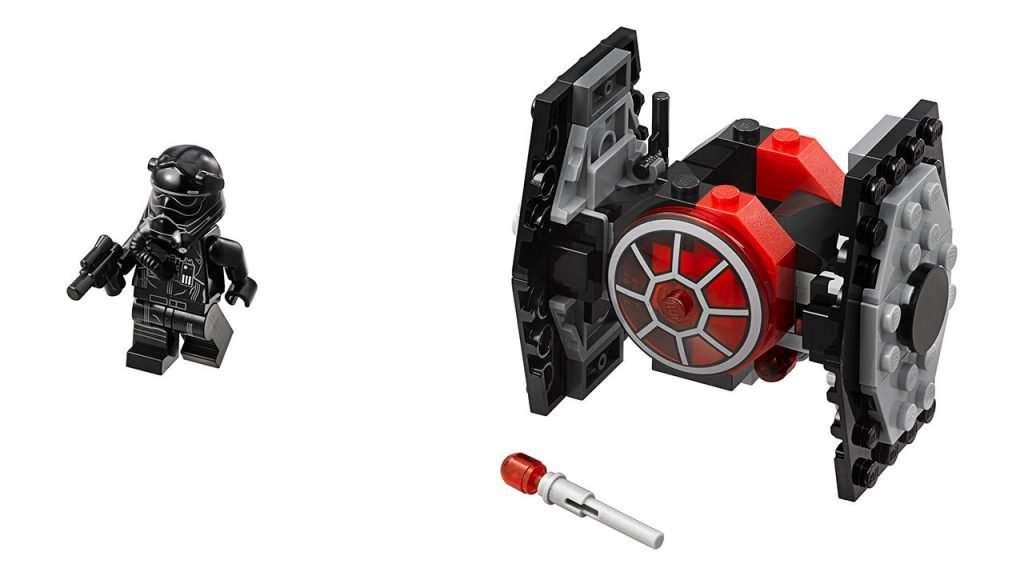 First Order Tie Fighter Microfighter Set