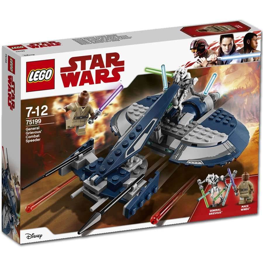 General Grievous Combat Speeder Box