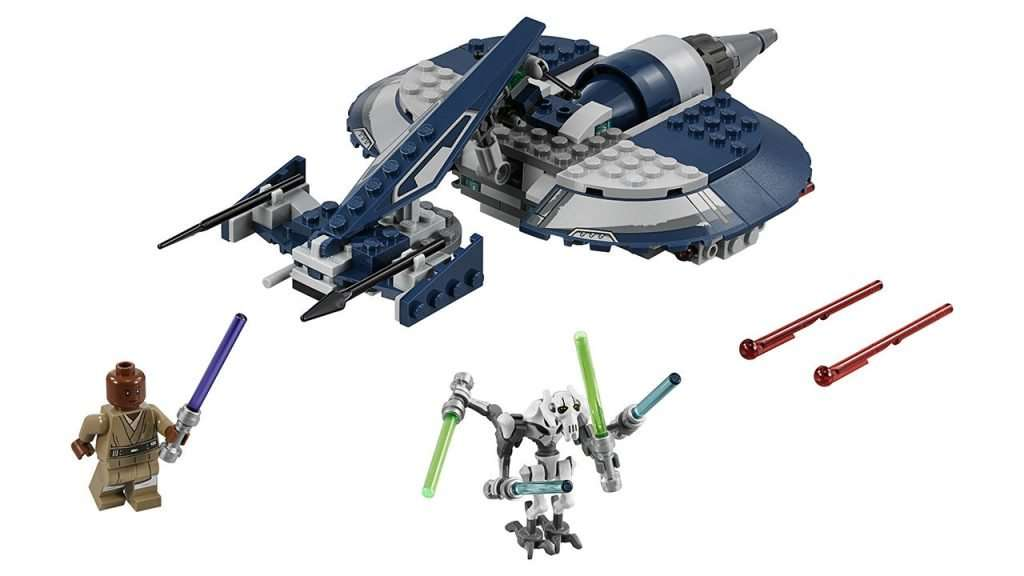General Grievous Combat Speeder Set