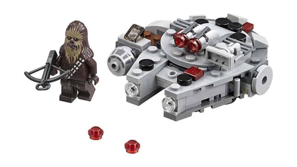 Millennium Falcon Microfighter Set