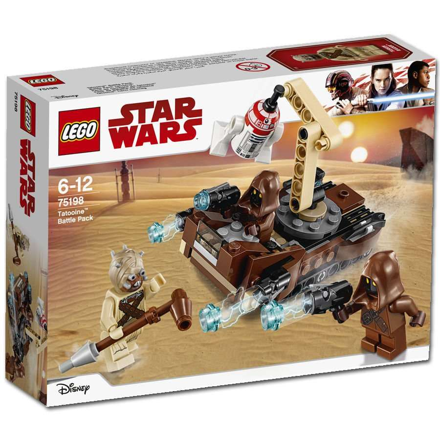 Tatooine Battle Pack Box