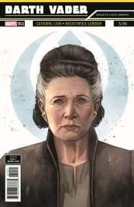 Darth Vader #11 Galactic Icons, Leia
