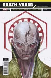 Darth Vader 13 Galactic Icon, Supreme leader Snoke