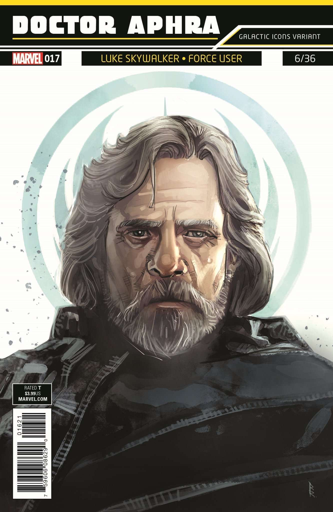 Marvel Star Wars Galactic Icons Variant Covers Checklist
