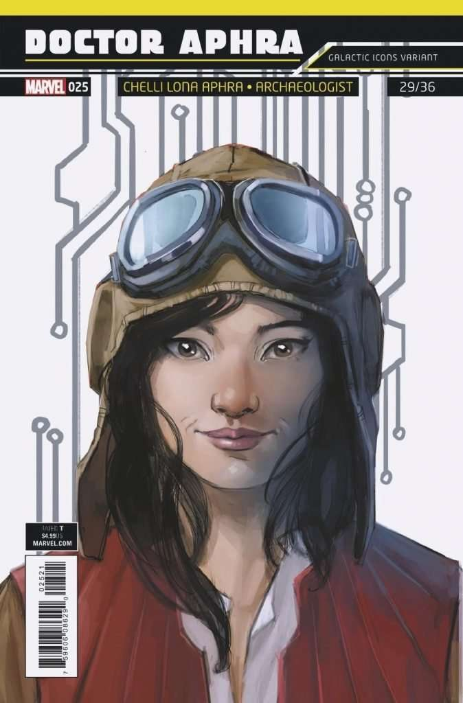 doctor aphra 25