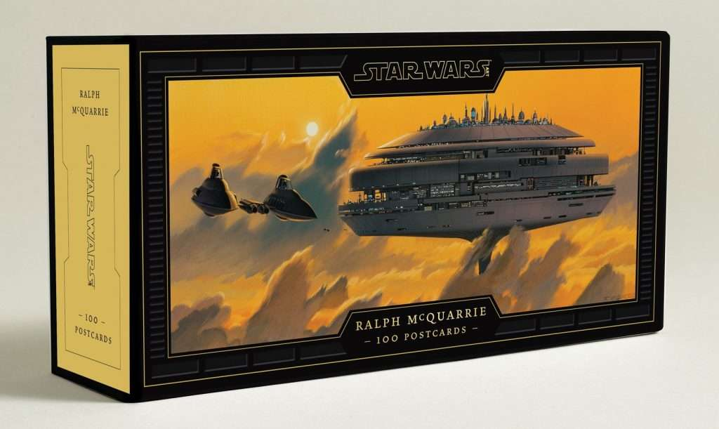 Ralph McQuarrie 100 Panoramic Postcards