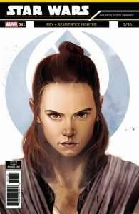 Star Wars #41 Galactic Icons, Rey