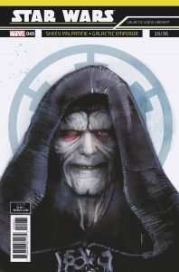 Star Wars #49 Galactic Icon variant