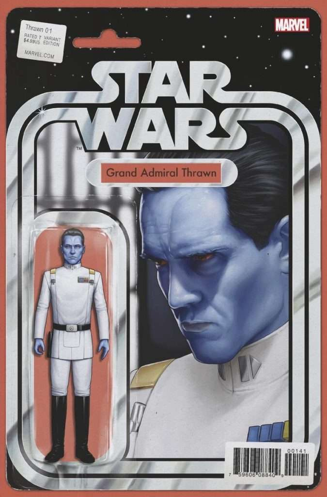 Thrawn #1 action figure variant