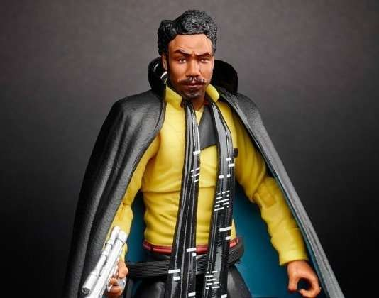 Lando Calrissian Black Series
