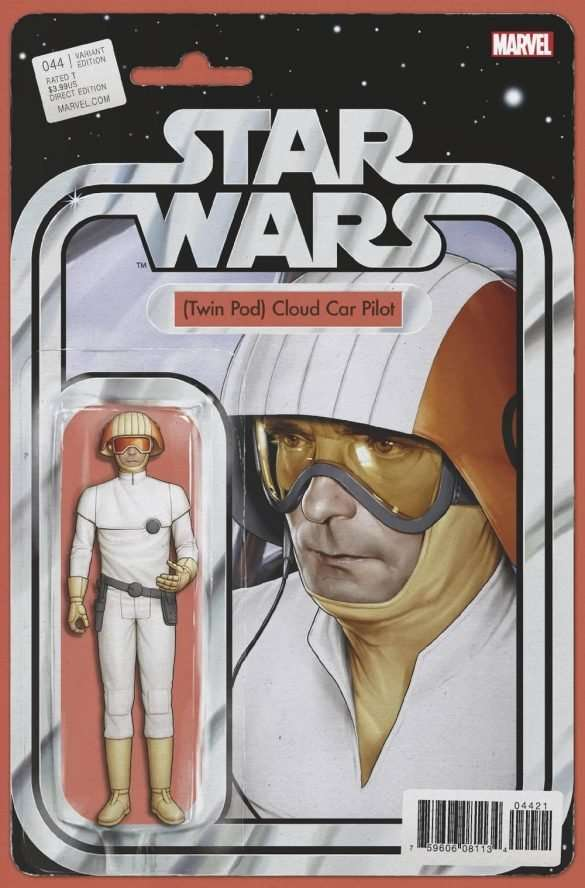 Star Wars 44 Cloud Car Pilot