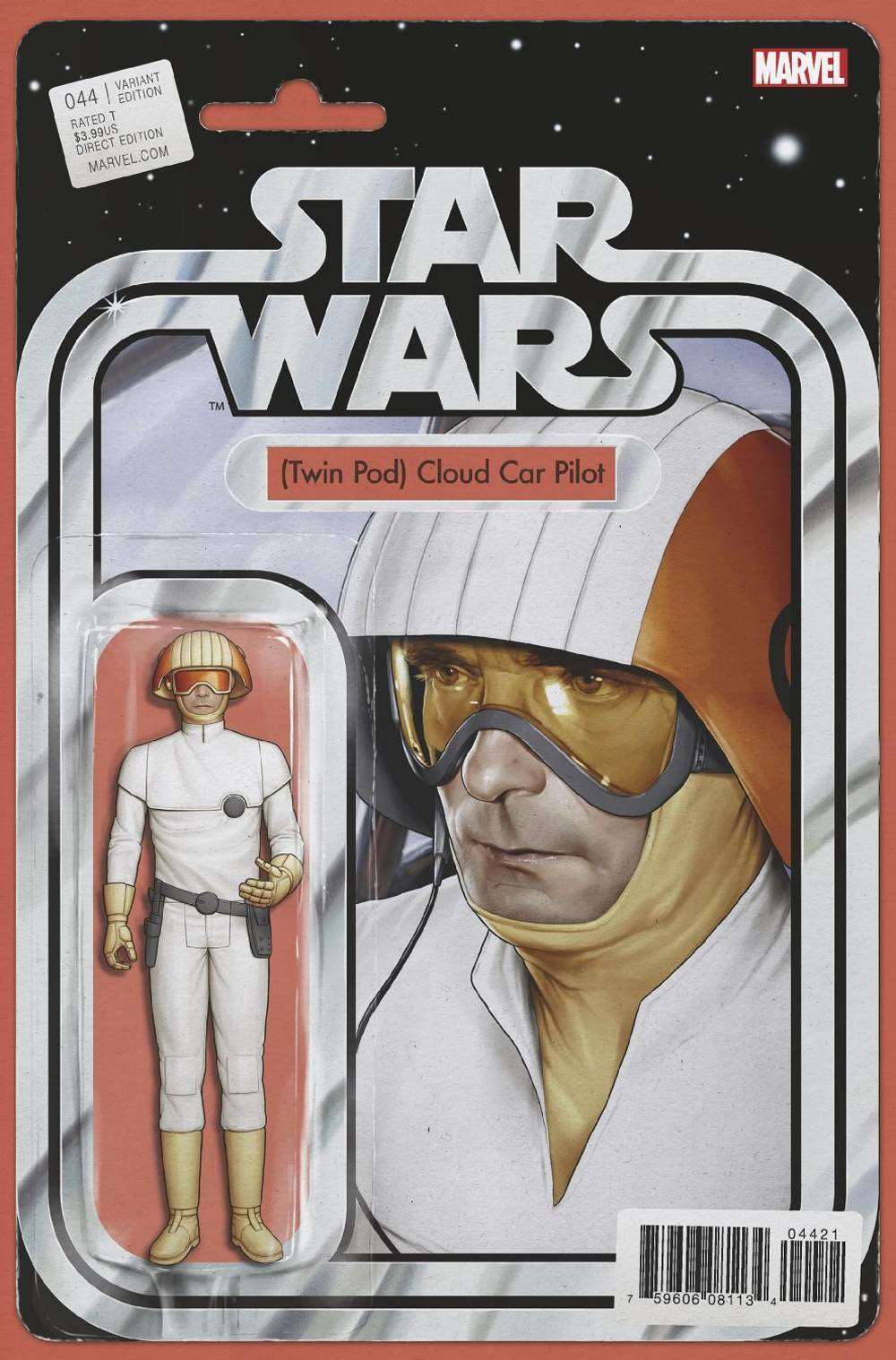 Star Wars 44 Cloud Car Pilot