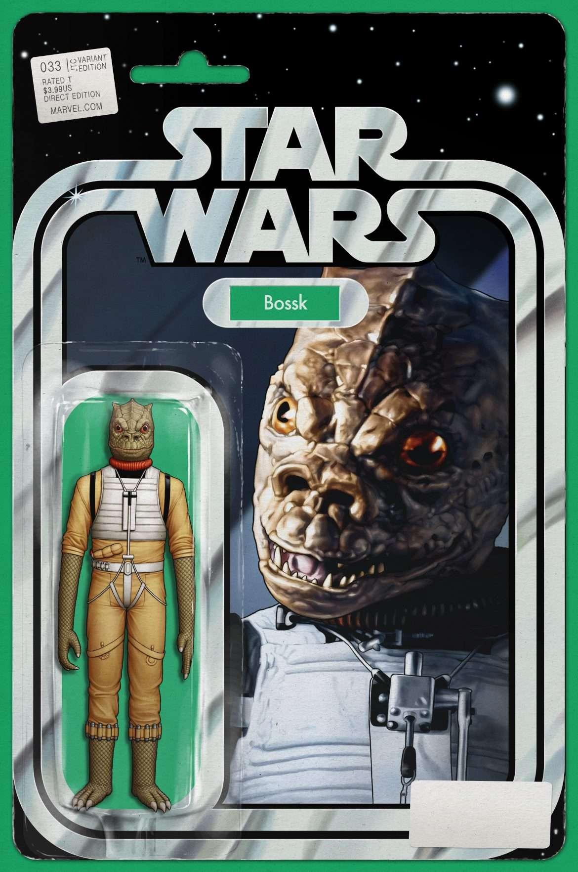 Star Wars #33 Bossk