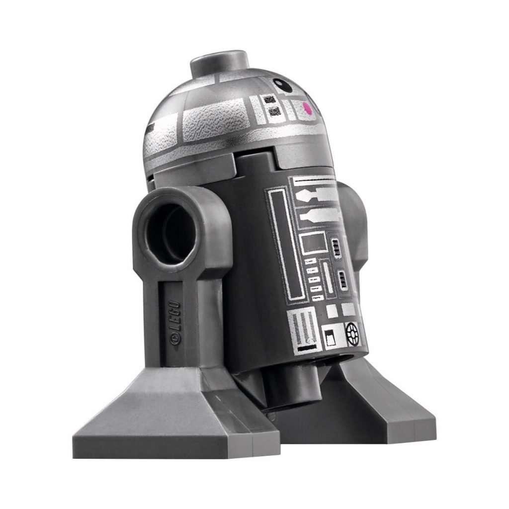 R2-BHD Astromech Droid minifigure