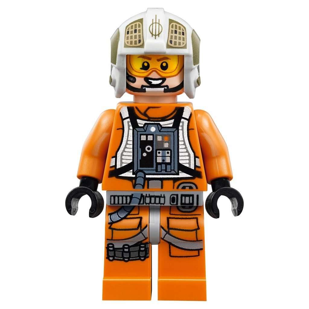 Gold Leader Minifigure