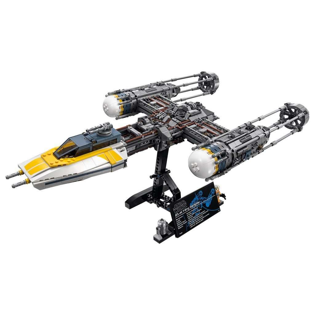 UCS Y-Wing Starfighter