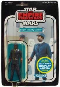 Vintage Kenner Bespin Security Guard