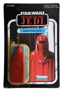 Vintage Kenner Emperor's Royal Guard