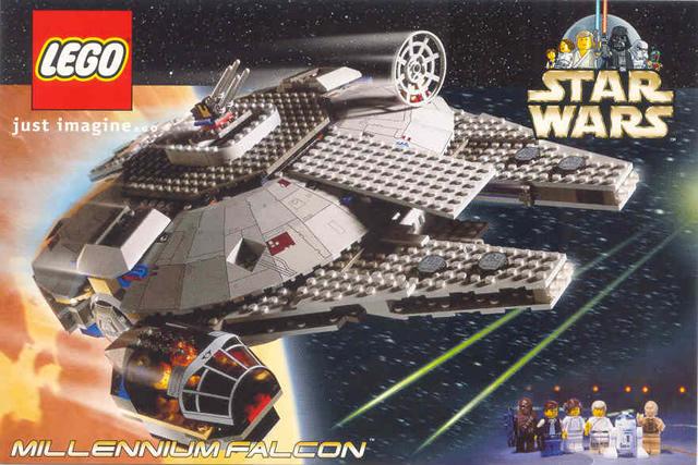 Millennium Falcon 7190