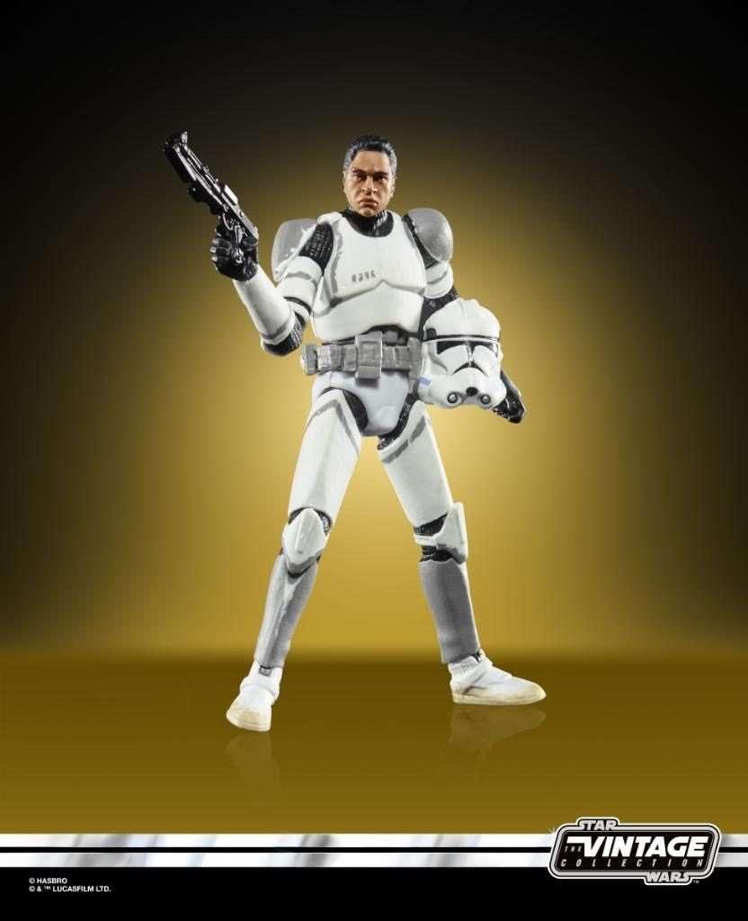 elite clone trooper vintage collection