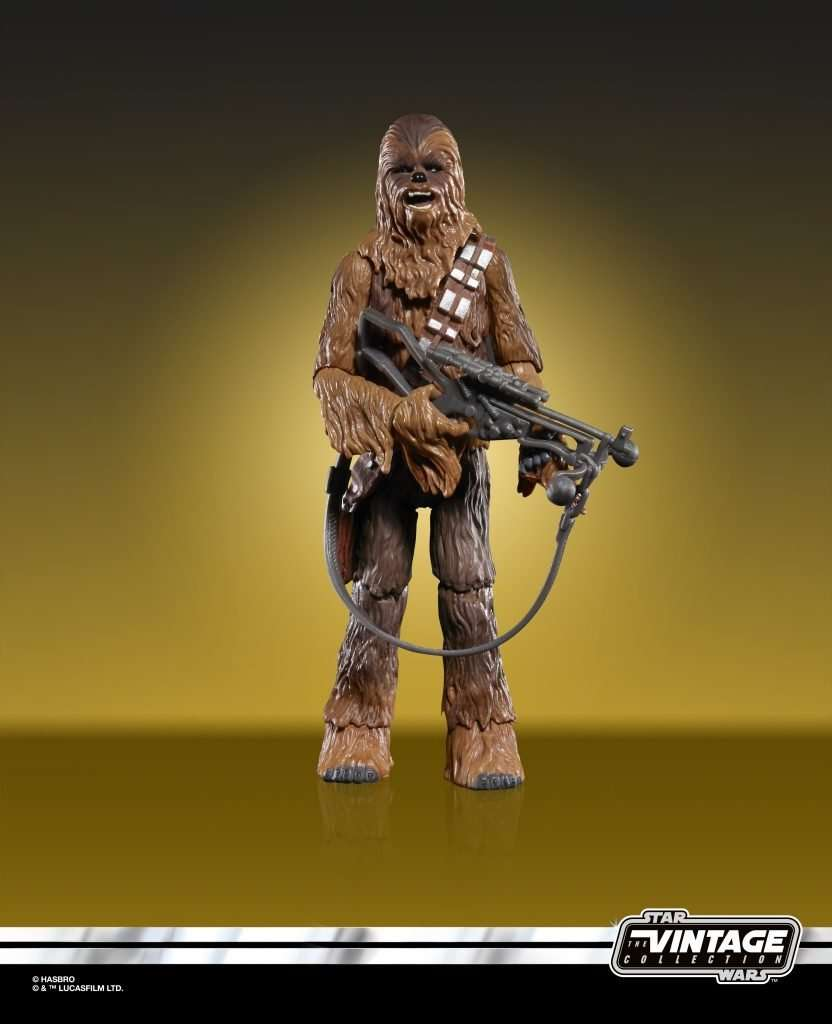 Chewbaca Vintage Collection 2019