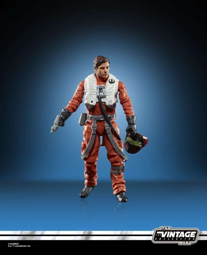 Poe Dameron The Vintage Collection